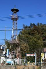 上山口の火の見櫓(所沢市)