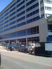 Constructing a Courtyard Marriott