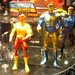 Bart Allen, Booster Gold, Aquaman