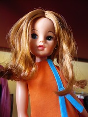 Titian trendy girl (re-root) (seejanerunning) Tags: doll sindy titian trendygirl