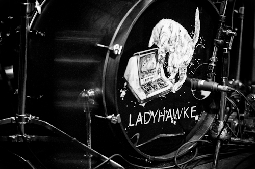 Ladyhawke @ Werkstatt, Köln