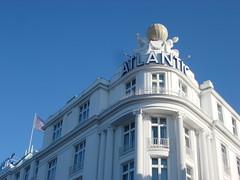 Hotel Atlantic (individual8) Tags: sky germany hotel hamburg atlantic february 2009