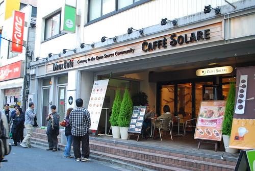 Linux Cafe