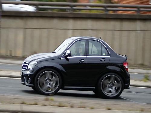 Mini Mercedes C63