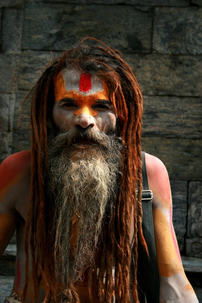 The World's Best Photos of aghori and hinduism - Flickr ... Sadu