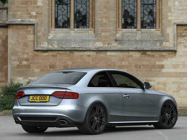 photoshop photochop chop car photoshopped audi a3 coupé grey rear rhd acar 3car