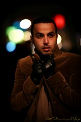 Feeling  cold (Q@TaR_in_MyEye) Tags: uk portrait london canon eos jan bokeh united kingdom mohammed 5d 2009 135mm althani