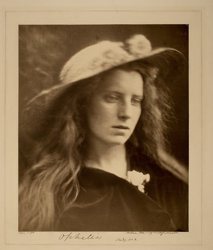 Ophelia Study No. 2 by George Eastman House.