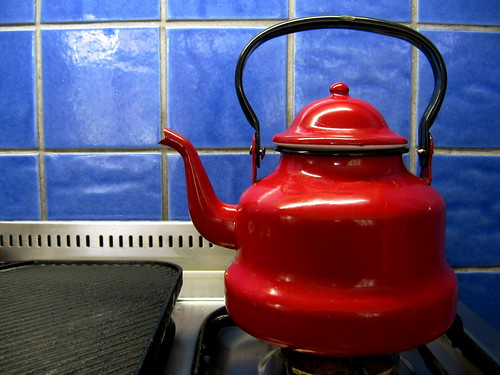 3 March : Linda's kettle