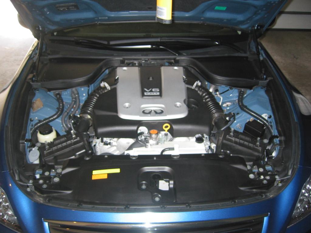 Pics Of The Injen Cold Air Intake Install Myg37