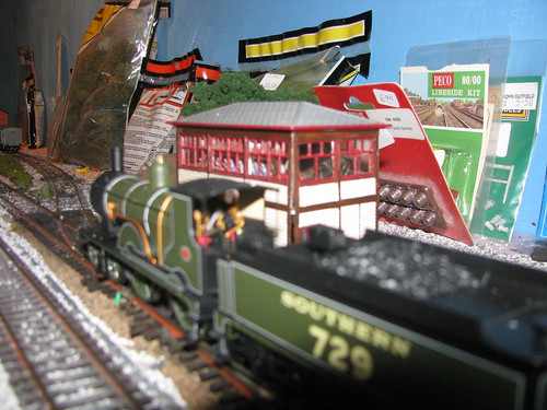 T9 and Signal Box