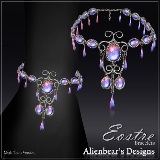 Eostre bracelets Multi MS
