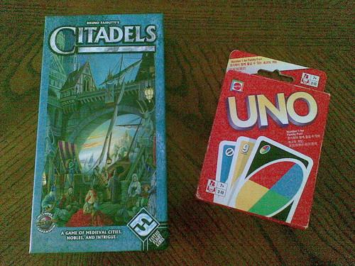 Citadel & Uno