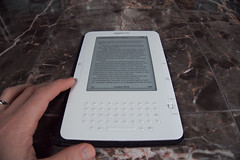 The Amazon Kindle 2.