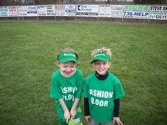 Zuzu and Caleb (cute!) (mathewjohn27) Tags: little league nanticoke