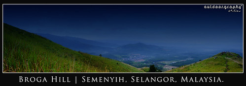 Panorama | Broga Hill #4
