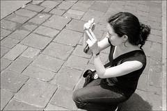 (Rai 幻の光) Tags: blackandwhite film 35mm canon guatemala caroline negativescan canonet ql17 giii centralamerica parquecentral centroamerica guatemalacity adox ciudaddeguatemala chs100