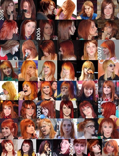 hayley williams haircut how to. Hayley Williams paramore hair