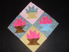 Rho's Cactus Blocks 1-4