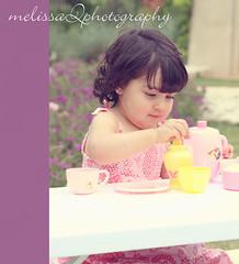 (MelissaQ.) Tags: pink yellow table dress sweet getrdone teaparty beautyandthebeast getrdun