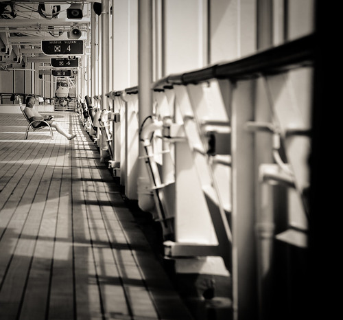 The Afternoon Promenade Deck