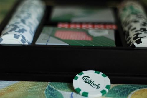 Carlsberg poker