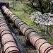 Kyoto Hochquell Wasserleitung