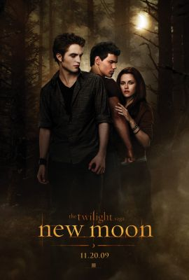 Twilight: New Moon poster (Summit Entertainment)