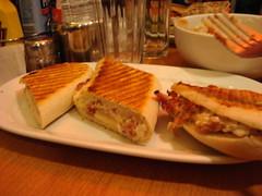 London 2009- Pranzo nella Bakery