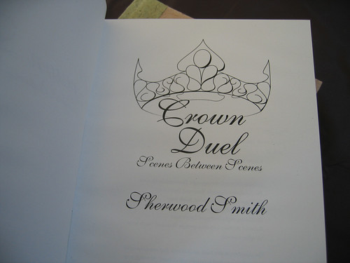 Crown Duel finished book