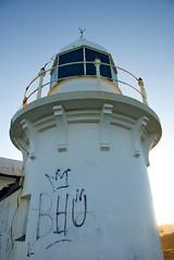 King BHU (timtram) Tags: lighthouse graffiti portmacquarie lighthousebeach tackingpoint kingbhu