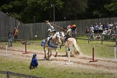2614 (dncngrl2004) Tags: horse castle festival gnome tn tennessee pirates fair knights lance sword ren joust buckle renaissance jousting castell swash gwynn