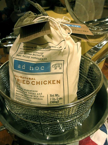 Ad Hoc Fried Chicken Kit