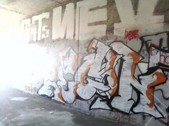 RECON piece (bayareab91) Tags: graffiti tms recon