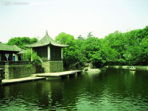 美丽的兴庆公园