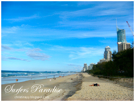 Surfers Paradise Gold Coast: After the Storm