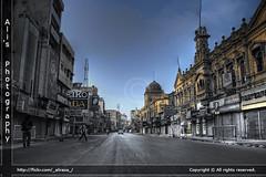 Forgotten streets, Karachi (Aliraza Khatri) Tags: street city travel pakistan history stone architecture buildings magazine gold photographs historical british karachi sindh rulers khatri forieg