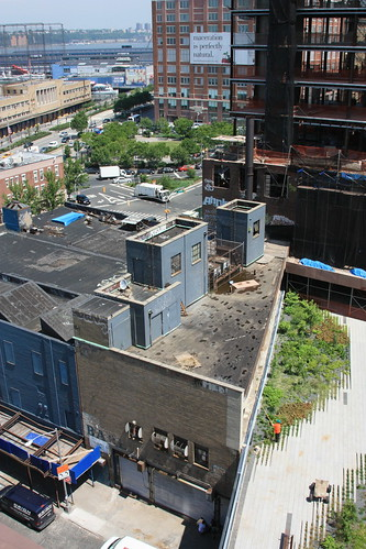 New High Line Park, New York City