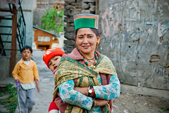 Mother and Child, Kinnaur, Himachal Pradesh, India (Jitendra Singh : Indian Travel Photographer) Tags: travel india motherandchild chinni traditionaldress himachalpradesh kinnaur jiten jitendra jitender jitendrasingh indiaphoto bestphotojournalist wwwjitenscom gettyphotographer bestindianphotographers himachalpradeshpeoplesunlighthappyenjoihillshillybeautifuljitendrajitensmailjitensjitenasianorthindia jitensmailgmailcom wwwindiantravelphotographercom famousindianphotographer famousindianphotojournalist gettyindianphotographer