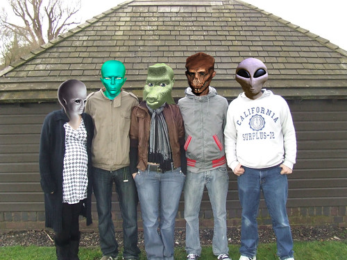 alien familylive peace
