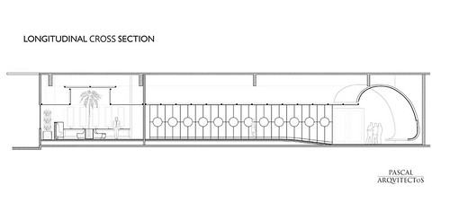 26 Nisha Bar Design - Longitudinal cross section