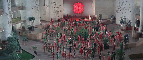Logan's Run, Great Hall
