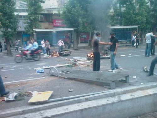 Latest: Tehran Streets by mousavi1388.