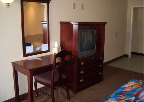 Motel in Dickson TN.