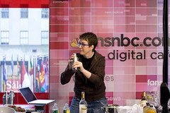 Maddow mixing (The Rachel Maddow Show) Tags: msnbc mixology rachelmaddow therachelmaddowshow