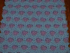 Circle Cloth, February 2009 (laurism) Tags: knitting 2009 kal dishcloths