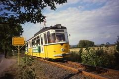 thüringen tram gotha ddr gdr 216 wagen landkreis linie4 triebwagen waltershausen thüringerwaldbahn