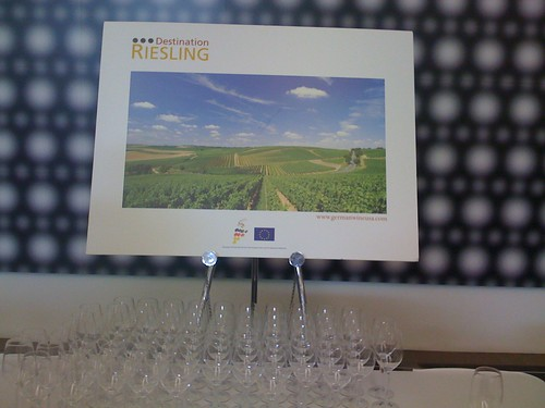 Wines of Germany: Riesling & Co. World Tour 2009