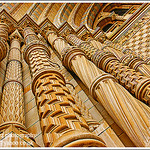 Natural History Museum ~ Columns of  London History ~