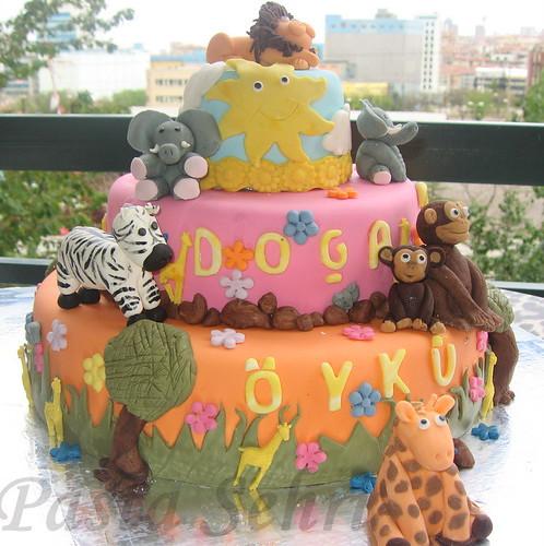 jungle cake-4